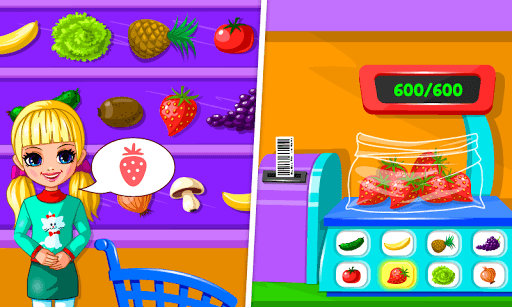 Supermarket Game APK screenshot 1