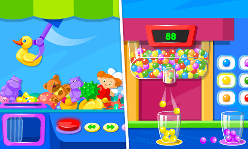 Supermarket Game APK screenshot 1