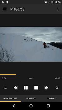 BubbleUPnP for DLNA / Chromecast / Smart TV APK screenshot 1
