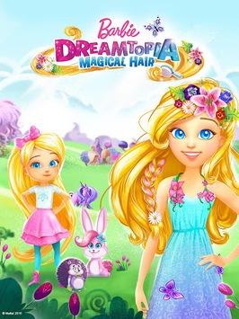 Barbie Dreamtopia Magical Hair APK screenshot 1