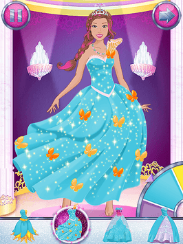 Barbie Magical Fashion APK screenshot 1