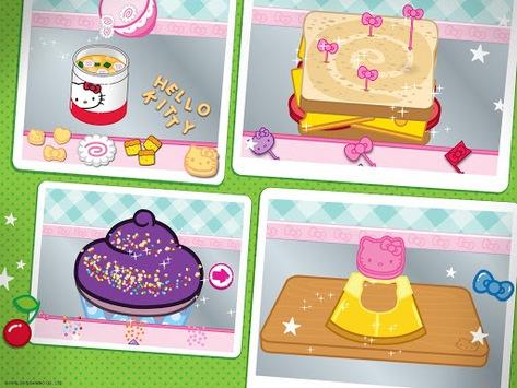 Hello Kitty Lunchbox APK screenshot 1