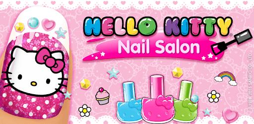 Hello Kitty Nail Salon pc screenshot