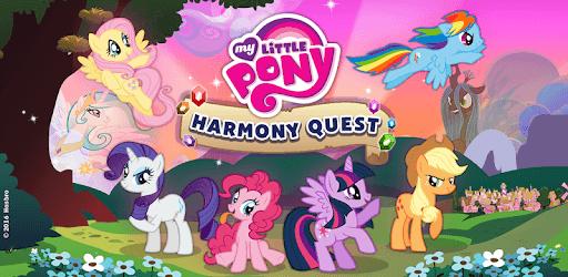My Little Pony: Harmony Quest pc screenshot