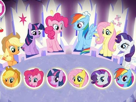 My Little Pony: Harmony Quest APK screenshot 1