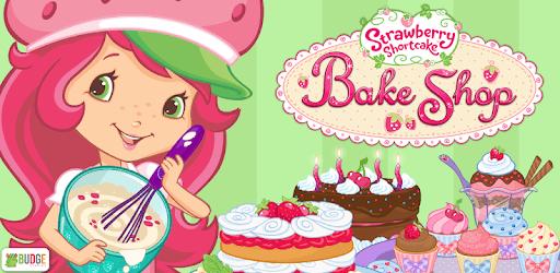 Strawberry Shortcake Bake Shop pc screenshot