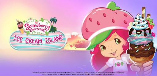 Strawberry Shortcake Ice Cream Island pc screenshot