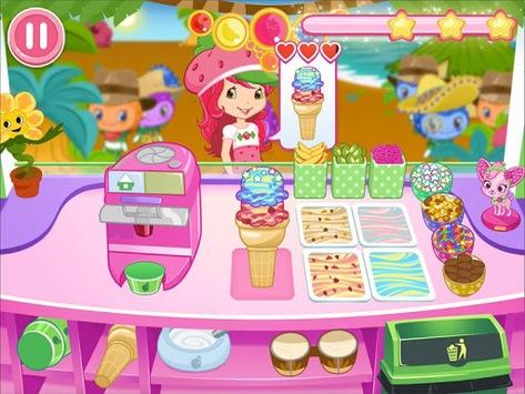 Strawberry Shortcake Ice Cream Island APK screenshot 1