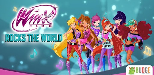 Winx Club: Rocks the World pc screenshot