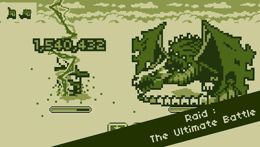 Timing Hero : Retro Fighting Action RPG APK screenshot 1
