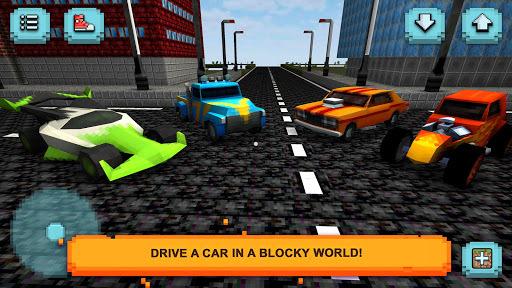 Car Craft: Traffic Race, Exploration & Driving Run APK screenshot 1