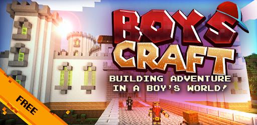 Boys Craft - Creative Game pc screenshot