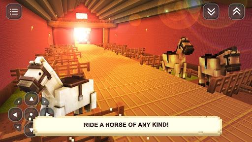 My Horse Racing: Girls Craft APK screenshot 1