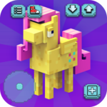 Pony Design Sim Craft APK icon