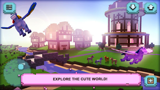 Pony Design Sim Craft APK screenshot 1