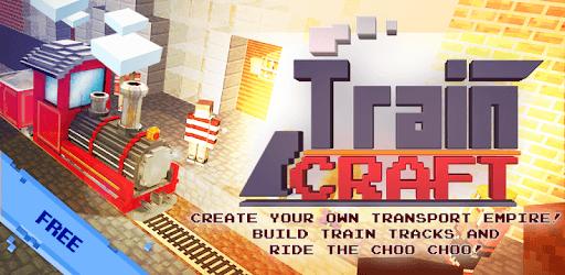 Train Craft Sim: Build & Drive pc screenshot