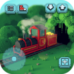 Train Craft Sim: Build & Drive for pc icon