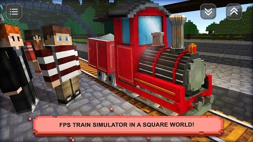 Train Craft Sim: Build & Drive pc screenshot 1