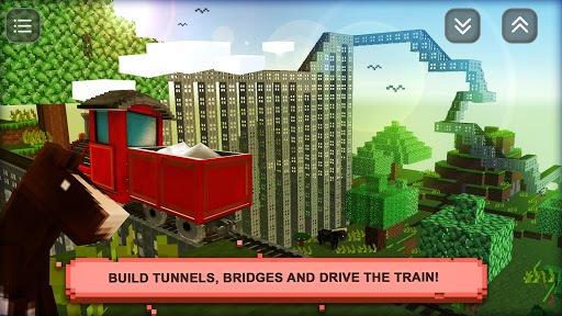 Train Craft Sim: Build & Drive apk screenshot 3