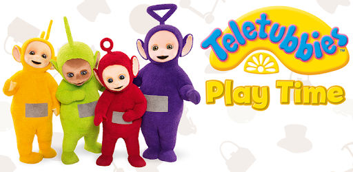Teletubbies Play Time pc screenshot