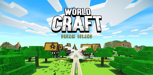 World Craft Dream Island pc screenshot