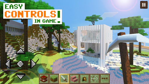 World Craft Dream Island APK screenshot 1
