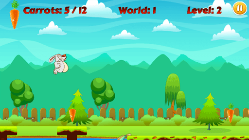 Bunny Run APK screenshot 1