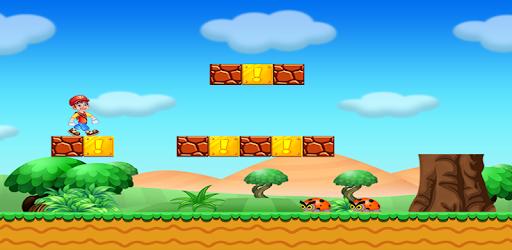 Super Adventures of Teddy pc screenshot