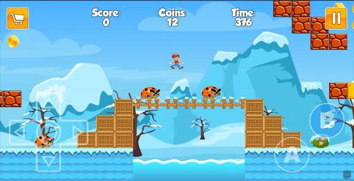 Super Adventures of Teddy APK screenshot 1