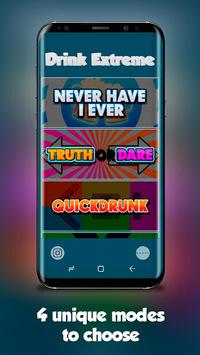 Drink Extreme (Drinking games) APK screenshot 1