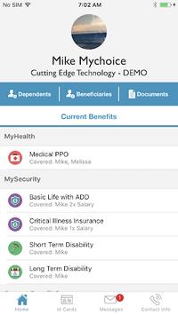 MyChoice Mobile APK screenshot 1