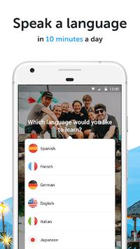 busuu: Learn Languages - Spanish, English & More APK screenshot 1