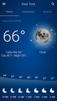 Weather 🌞 APK screenshot 1
