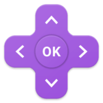 Remote for Roku TV - RoByte - Control icon