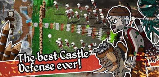 Grim Defender - Castle & Tower Defense pc screenshot