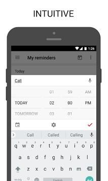 BZ Reminder APK screenshot 1