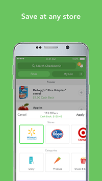Checkout 51: Grocery coupons APK screenshot 1