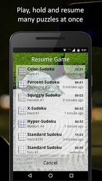 Sudoku APK screenshot 1