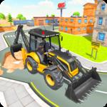 Heavy Excavator Sim 2018 icon