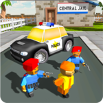 Vegas City Crime Simulator: Prisoner Transport icon