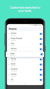 Cake Web Browser—Fast, Private, Ad blocker, Swipe APK screenshot 1