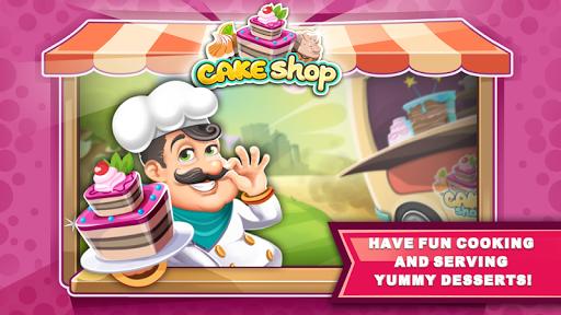 Cake Shop: Bakery Chef Story APK screenshot 1