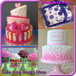 Cake Icing Design Ideas icon