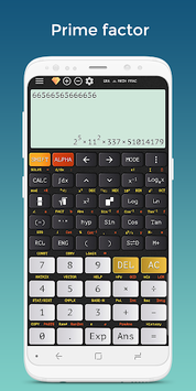 Calculator 82 350 570 991 ex es ms vn plus fx APK screenshot 1