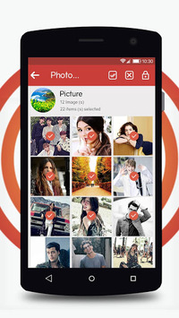 Hide photo, video, lock app by calculator APK screenshot 1