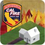 CAL FIRE Ready for Wildfire icon
