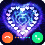 Call Flash - Color Phone Caller Screen, LED Flash icon
