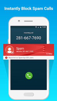 CallApp: Caller ID, Blocker & Phone Call Recorder APK screenshot 1