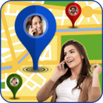Mobile Caller ID Location Tracker icon