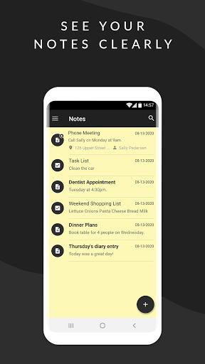 Notes APK screenshot 1